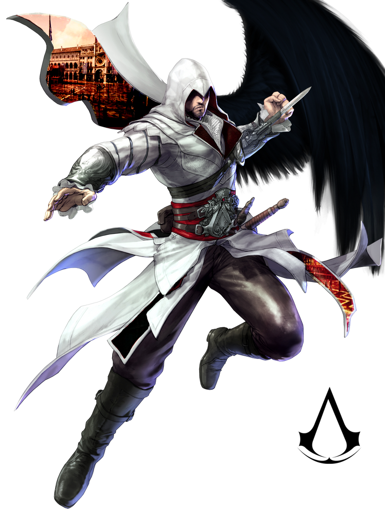 ezio by cloudutchiha