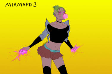 MIAMAFD 3 by Chenguin