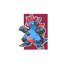 Pokemon Fusion: Grumpgatr