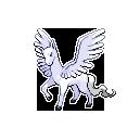 Pokemon Fusion: Pegasus (male) by EPDanish