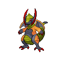 Pokemon Fusion: Dragxorus by EPDanish