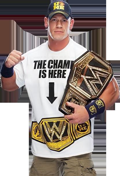 John Cena Champ 2013 by the-rocker-69 on DeviantArt  John Cena Champ...