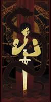 Daemon - The Shadow (Arcana X) by Sefti