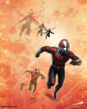 Ant Man And The Wasp Quantumani Resizing Concept