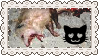 Roadkill Stamp by 79centbloodslushie