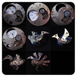 steampunk brooches 2