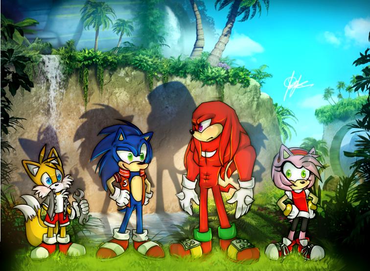 .: Sonic boooooooooom :. by Vanilliana