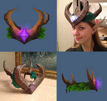 Nordrassil Headpiece by Skymone