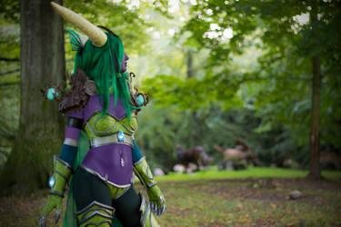The Emerald Dream by Skymone