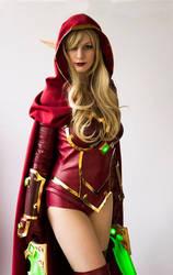 Blood Elf by Skymone