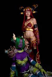 Dragon soul sisters by Skymone