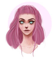 Myself a year on by Dolletic