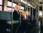 empty busses