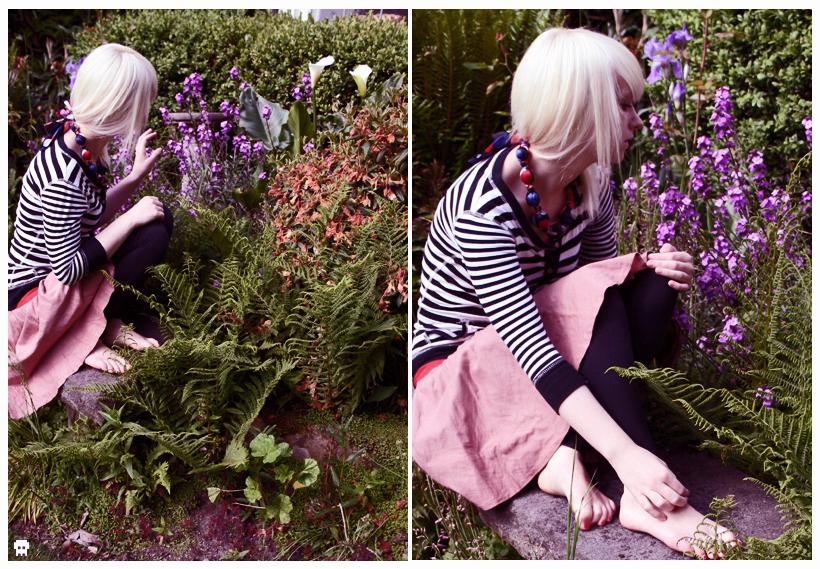 garden by PrettyPineapple