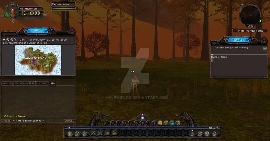 WoV development screenshot by halpmiplox