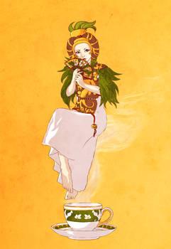 The Iron Goddess