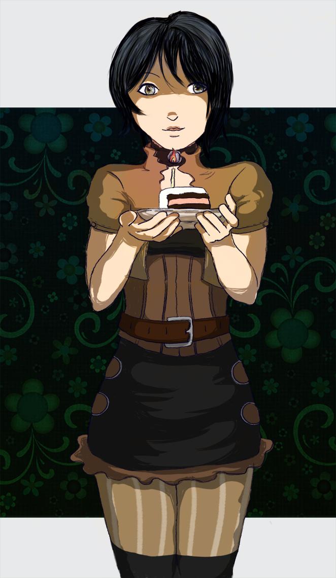 A First Birthday by desdemonhu
