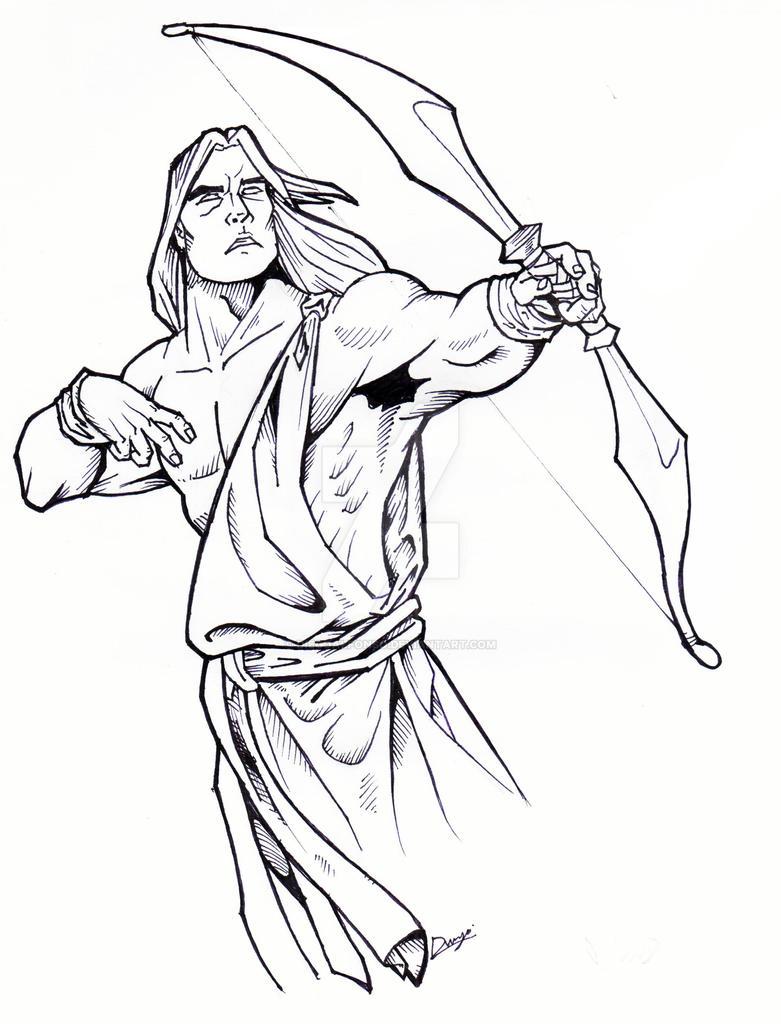 greek god apollo by diegoalfonso on deviantart