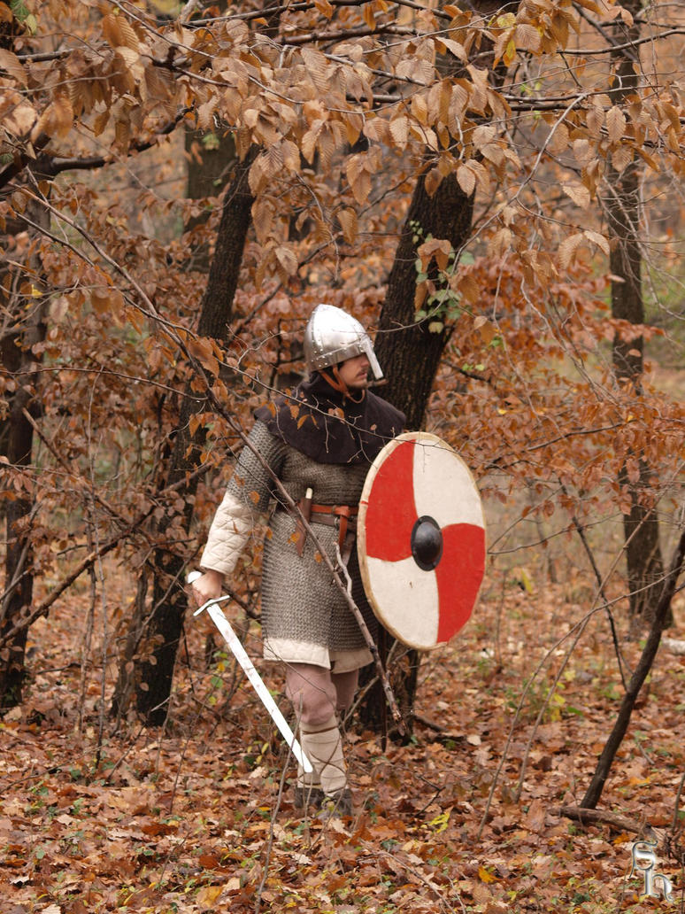 The Warrior's Path by SpeculumHistoriae