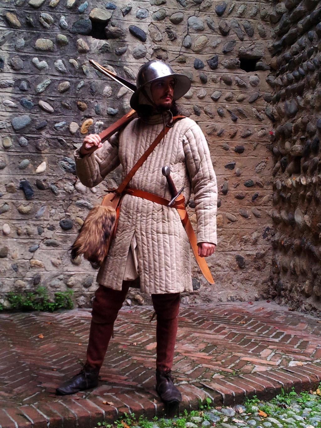 Crossbowman by SpeculumHistoriae