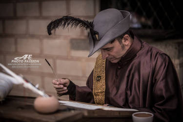 The Writer by SpeculumHistoriae