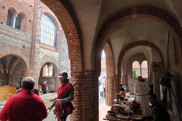 Medieval day at San Nazzaro