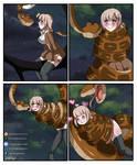 Commission Chiaki Nanami hypnotized