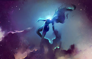 Nebula by Junoshii