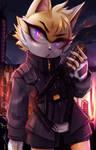 .:Commission:. Gauda the Fox