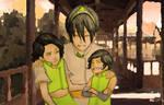Beifong Family Portrait