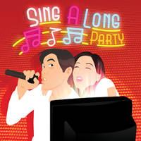 Karaoke by budimanraharjo