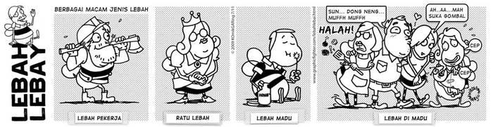 Lebah Lebayyy 2 by budimanraharjo