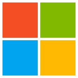 Windows Modern Symbol by Attaxxer