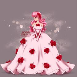Ranma, Princess of Pink by TiffanyMarsou