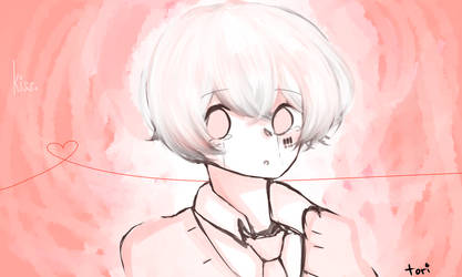 kiss ver. mafumafu