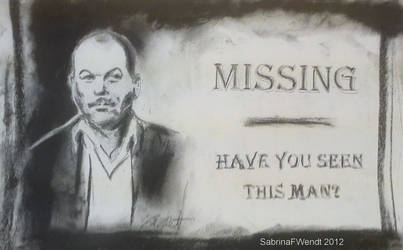 Have you seen this man