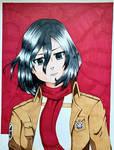 Mikasa Ackerman|Attack on Titan