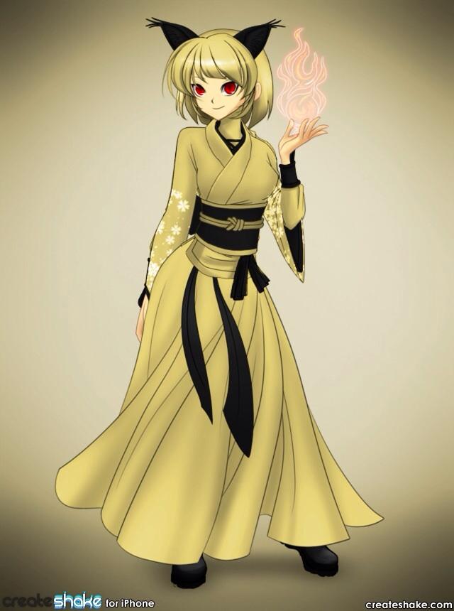 Human Kirara (manga girl) by Rikuthedragonslayer