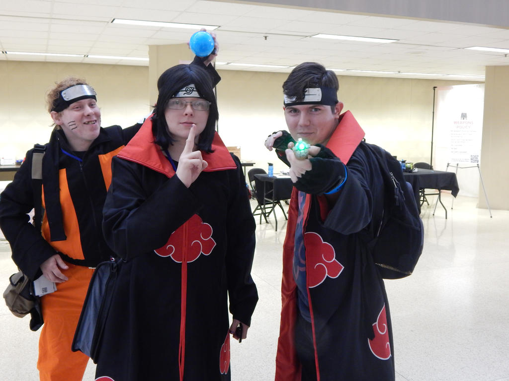 Me Itachi and Naruto by Rikuthedragonslayer