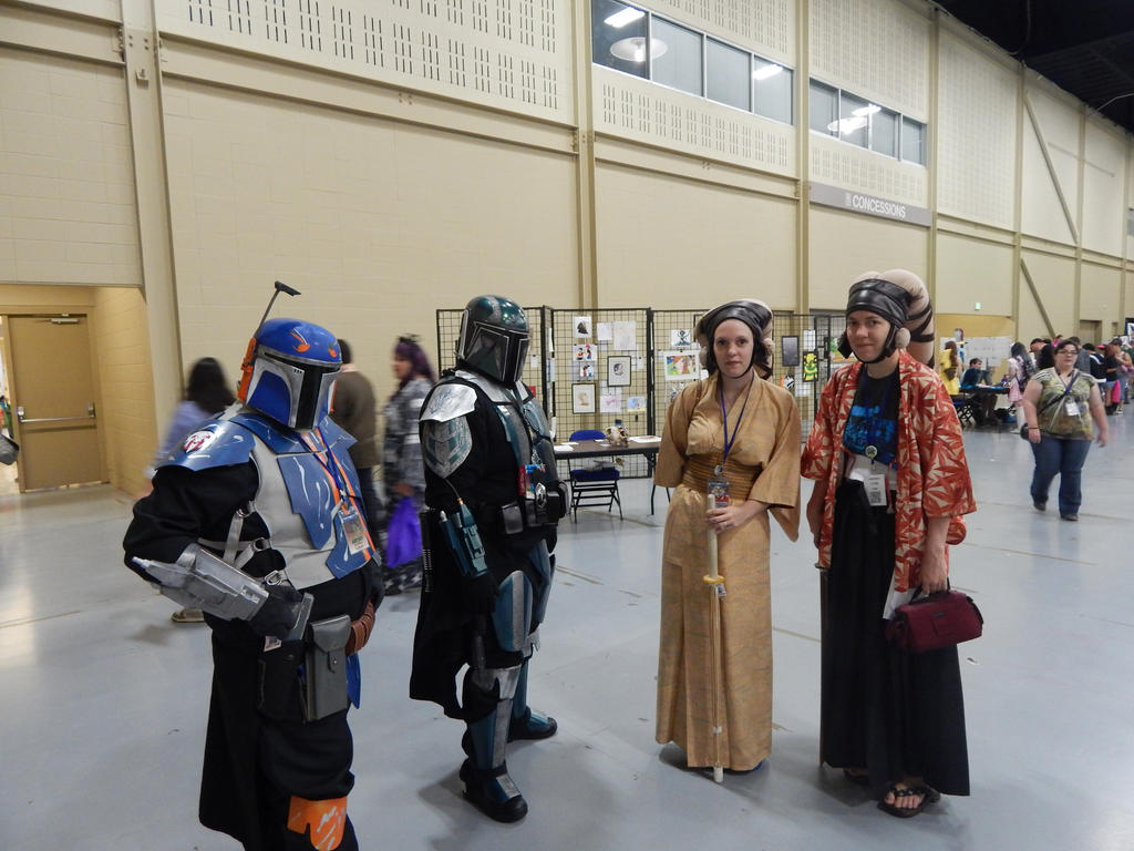 Awesome Star Wars Cosplay by Rikuthedragonslayer