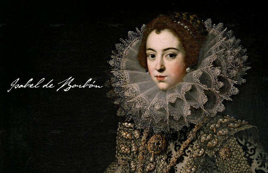 Elisabeth of France Wallpaper by LadyBolena
