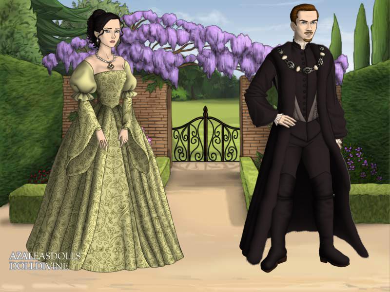 Anne begs Henry by LadyBolena