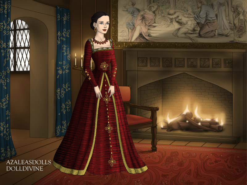 Anne made Marquess of Pembroke by LadyBolena