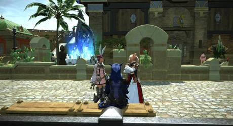 Laurima, Yuki and Anna by TheMidnightBlackCat