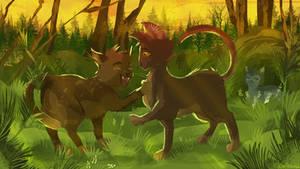 Shrewpaw's story part 1 [Warrior cats]