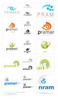 pramari.com logo design