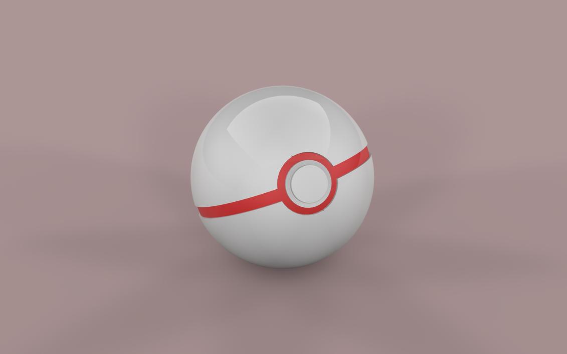 Premier Ball by RukarioRuki94 on DeviantArt