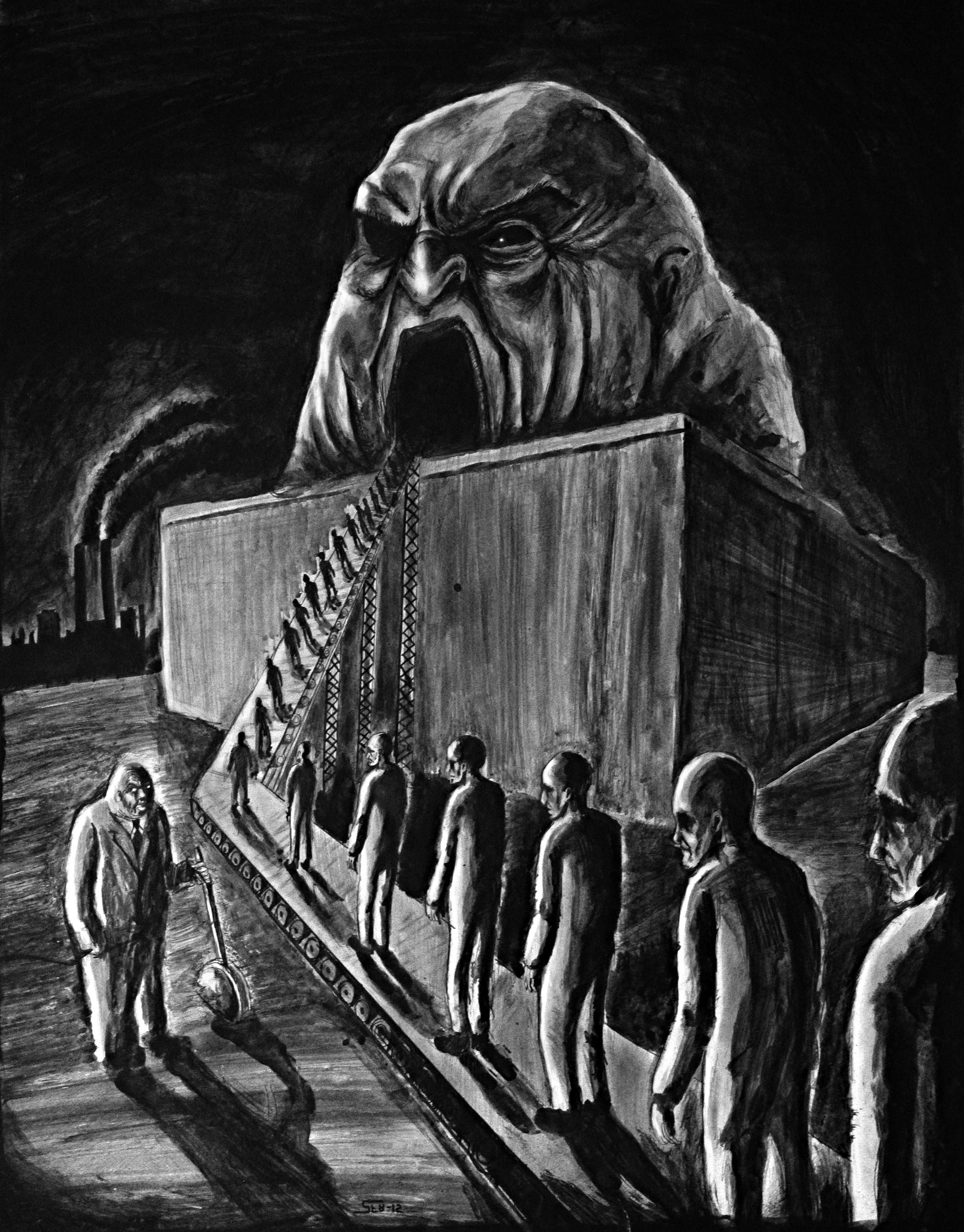 Society by Sebmaestro