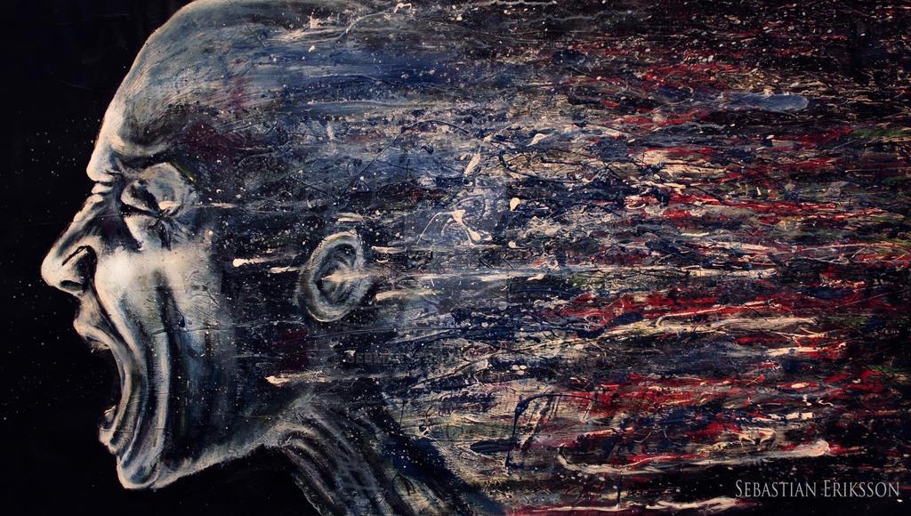 Mysterious Sebastian Eriksson Art