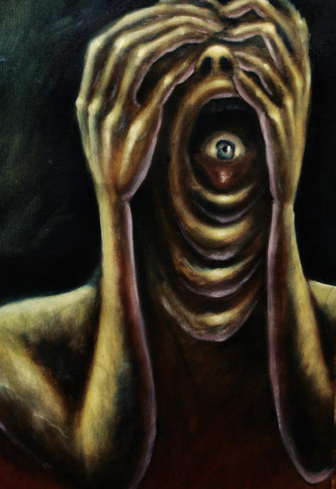 Self-disgust by Sebmaestro on DeviantArt